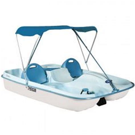 pedal boat newfoundland pelican rainbow dlx pedal boat sale prices deals