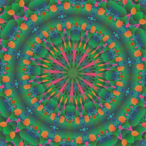green kaleidoscope wallpaper green balloons in kaleidoscope free stock photo public