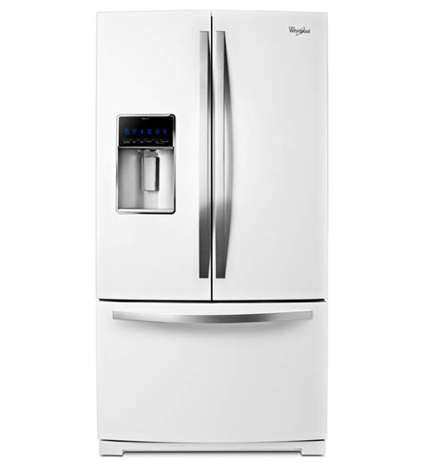 replace white appliances with stainless steel french door refrigerators march 2012
