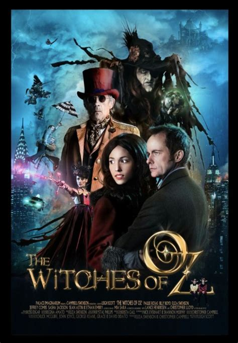film fantasy sui viri czarownice z oz serial tv 2011 filmweb