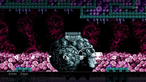 ps4 booty themes ps4 gets axiom verge dynamic theme and more screenshots