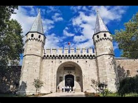 ottoman museum istanbul turquie istanbul topkapi palais des sultans ottomans youtube