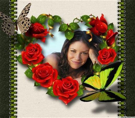 para decorar fotos con efectos gratis decorar fotos con marcos de corazones editar fotos gratis