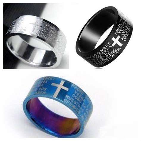 padre nuestro pater noster anello padre nuestro pater noster in spagnolo versione