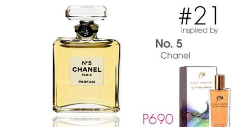 Parfum Fm 302 Classic Collection Fragrance 16 Quality Edp fm perfume fm 21 inspired by no 5 chanel fm perfume