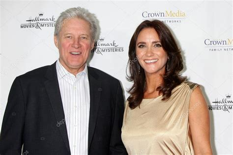 Bruce Boxleitner And Verena King | verena king and bruce boxleitner stock editorial photo