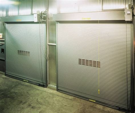 Overhead Coiling Doors Coiling Doors Roll Up Doors
