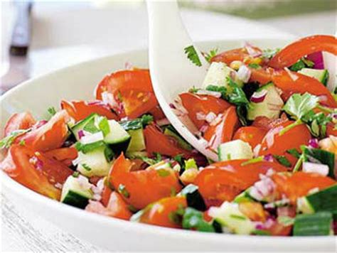spanish salad recipe awesome cuisine