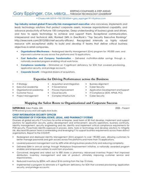 Federal Security Officer Cover Letter by Information Security Specialist Resume Resume Ideas