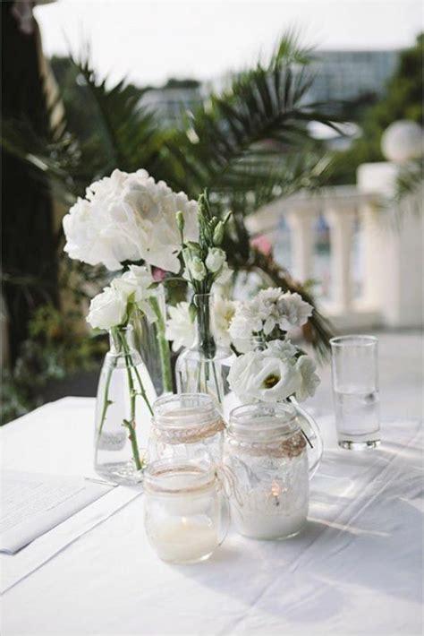 Dekoration Hochzeit Selber Machen by Vintage Tischdeko Zur Hochzeit 100 Faszinierende Ideen