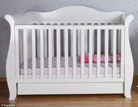 Children S Cots Deemed Unsafe Recalled Across Australia Baby Crib Australia