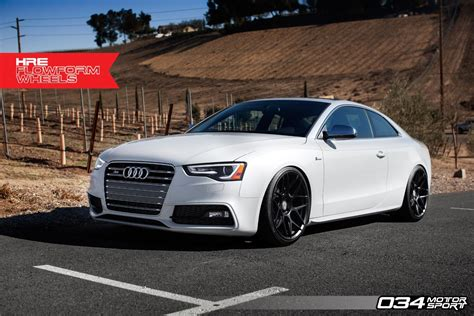 Audi S5 B8 by Hre Flowform Ff01 Wheels For B8 Audi A5 S5 Hre Ff01 Audi