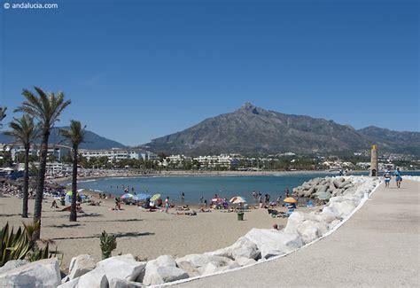 porto banus playa banus levante in banus marbella