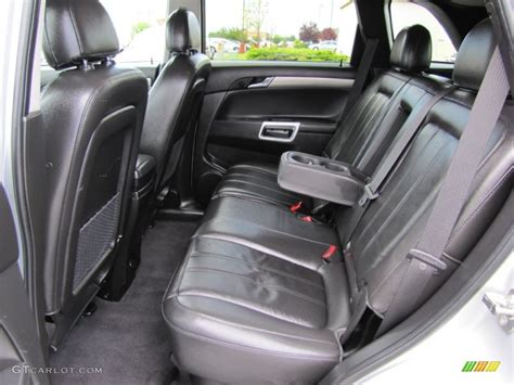 chevrolet captiva interior black interior 2012 chevrolet captiva sport ltz awd photo