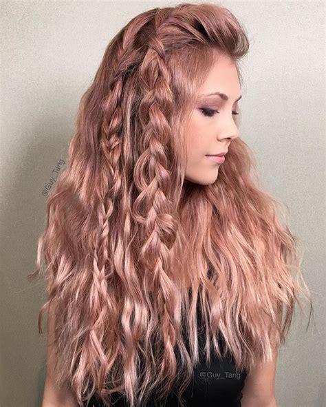 gold hair dye hair 25 best ideas about rose gold hair on pinterest rose