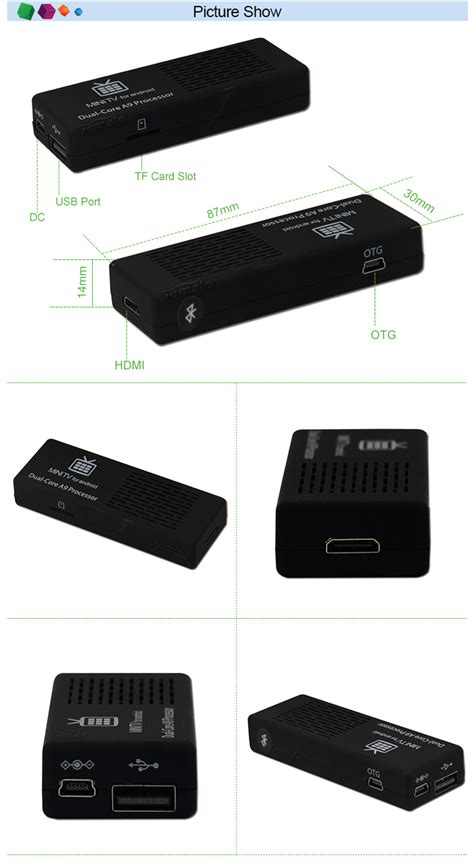 android tv stick android tv box rk3066 dual android media tv stick with miracast wifi mk808b china android