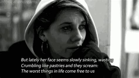 quote black and white sad music song face lyrics