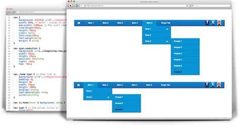 layout menu css css multi level dropdown menu a premium css menu for