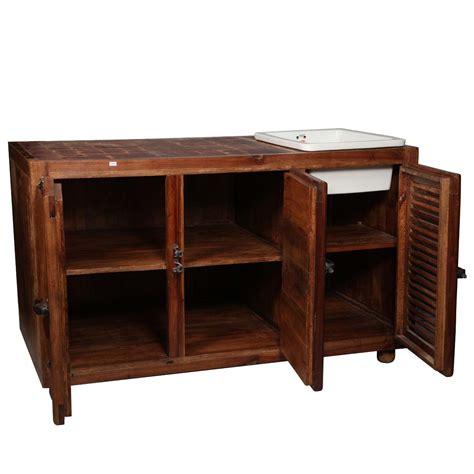 fashioned kitchen cabinet fashioned teak wood kitchen sink cabinet
