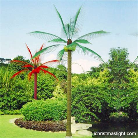 Outdoor Palm Tree L by Time Lighted Outdoor Palm Tree Ichristmaslight
