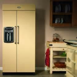 Aga Kitchen Designs Aga Side Fridge Freezer