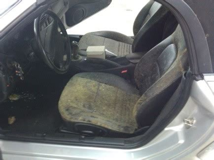 mould on car upholstery removing mold and odours from your cars