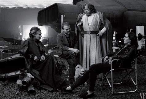 Plot Of Vanity Fair by Update Vanity Fair Reveals Wars The Last Jedi