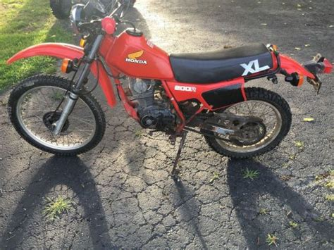 honda xl200r for sale find or sell motorcycles