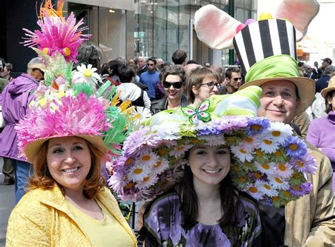 To The Easter Parade In New York by Image Gallery Easterparade