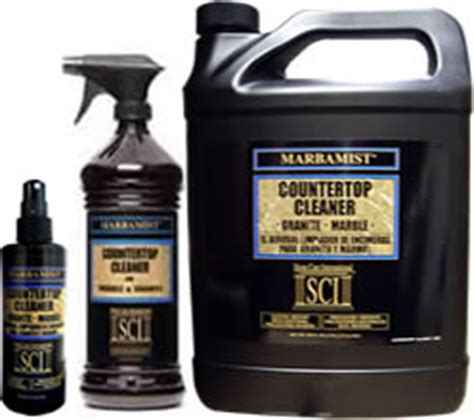 Marbamist Countertop Cleaner by The Flor Stor Sci Tile Products