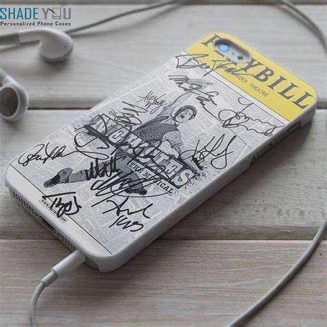 Newsies Broadway Musical F0551 Casing Iphone 7 Custom Cover 17 best images about want on theater musicals and iphone