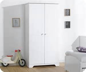 armoire enfant nature blanche mobilier fabrication fran 231 aise