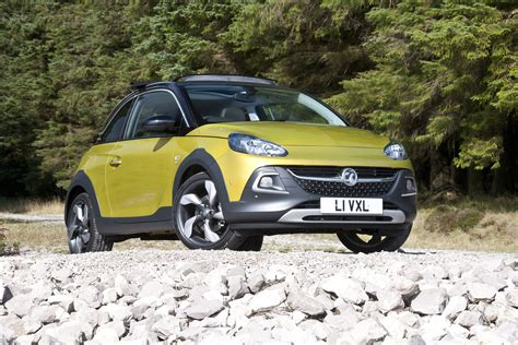 vauxhall adam rocks the all new vauxhall adam