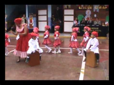 lemas criollos d 237 a de la canci 243 n criolla nivel inicial 2010 youtube