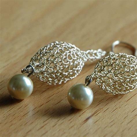 how to make wire crochet jewelry wonderful diy wire crochet jewelry free pattern