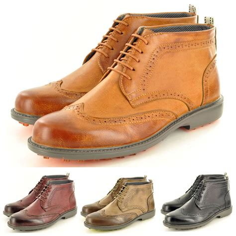 mens casual boots uk new mens casual formal desert ankle chelsea boots shoes in