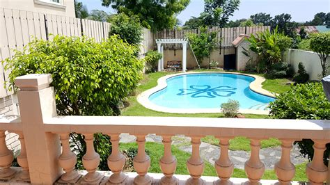 4 bedroom house with pool for rent house with swimming pool for rent in maria luisa cebu