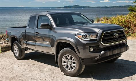 2016 Toyota Tacoma Specifications New 2016 Toyota Tacoma Price Performance Specs Revealed