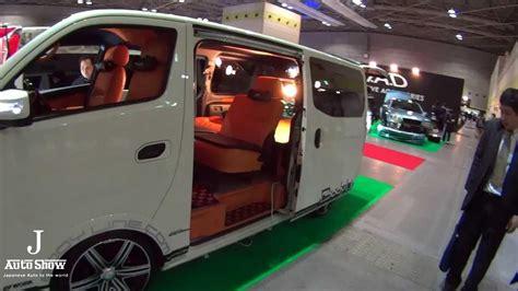 nissan urvan escapade modified nissan nv350 caravan custom 2014