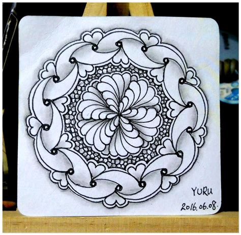 17 best images about zentangle on pinterest how to 17 best images about zendala and mandala on pinterest