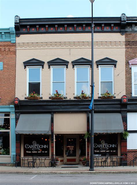 cafe design and build historic storefront design cafe bonin downtown
