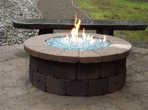Glass Firepit 24 Excellent Glass For Propane Pits Pixelmari