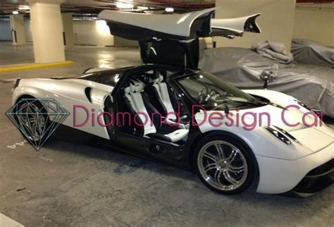 for sale white pagani huayra for 1 6 million gtspirit