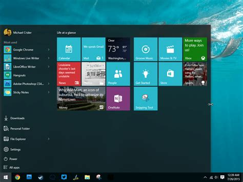 10 Classic Buys For 2010 how to use and customize the windows 10 start menu