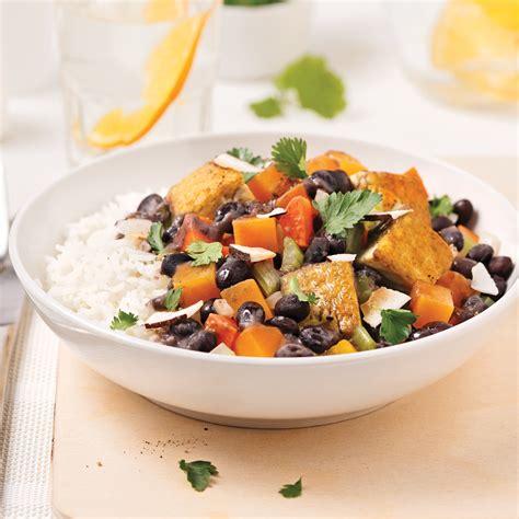 cuisine et mijot駸 mijot 233 v 233 g 233 aux haricots noirs et tofu recettes