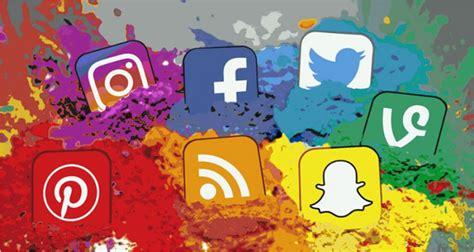 imagenes de otras redes sociales las tendencias en redes sociales de 2017 hostalia blog