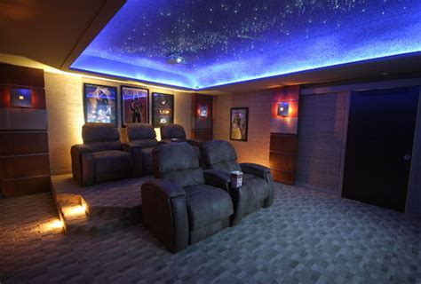 Home Theater Home Theater Lighting Design