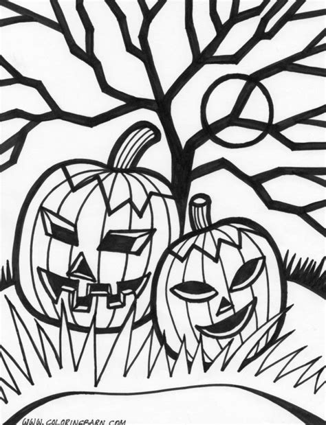 all holiday coloring pages jack the pumpkin king coloring