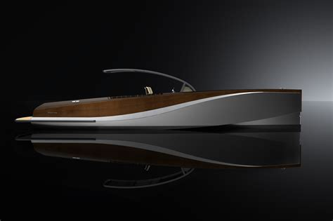 electric runabout boat electric runabout juri karinen works