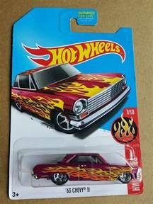 2017 Hot Wheels Super Treasure Hunt '63 Chevy II ? CAD 50